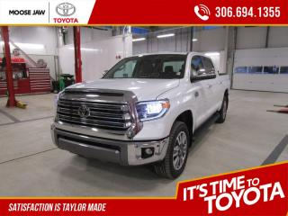 New 2021 Toyota Tundra Platinum $5000 worth of ACCESSORIES!!!! for sale in Moose Jaw, SK