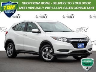 Used 2017 Honda HR-V LX ONE OWNER | AFFORDABLE CROSSOVER WITH A CLEAN CARFAX for sale in St Catharines, ON