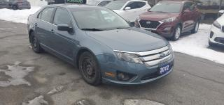 Used 2012 Ford Fusion SE for sale in Greater Sudbury, ON