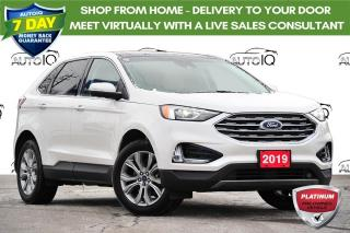 Used 2019 Ford Edge Titanium TITANIUM | AWD | TOURING PACKAGE for sale in Kitchener, ON