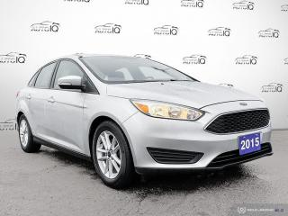 Used 2015 Ford Focus SE Auto Power Windows and Doors for sale in St Thomas, ON