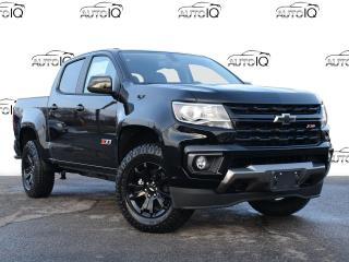 New 2021 Chevrolet Colorado Z71 for sale in Tillsonburg, ON