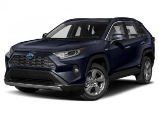 New 2021 Toyota RAV4 Hybrid Limited for sale in Ancaster, ON