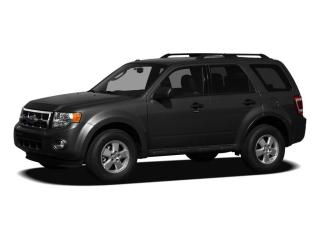 Used 2011 Ford Escape Limited ONE OWNER | LEATHER | ROOF for sale in Barrie, ON