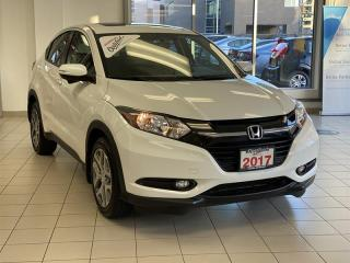 Used 2017 Honda HR-V EX 2WD CVT for sale in Burnaby, BC
