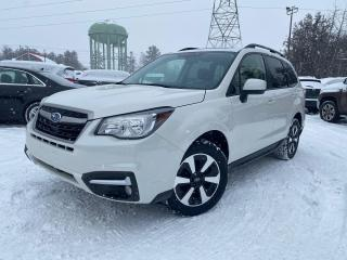 Used 2017 Subaru Forester 2.5i Touring TOURING MODEL for sale in Stittsville, ON
