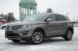 Used 2017 Lincoln MKC Reserve RESERVE for sale in Stittsville, ON