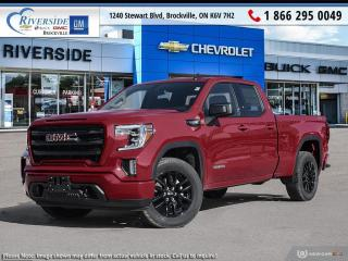 New 2021 GMC Sierra 1500 ELEVATION for sale in Brockville, ON