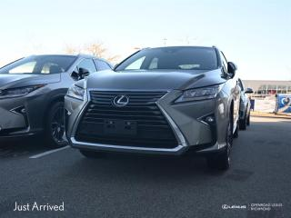 Used 2017 Lexus RX 350 8A for sale in Richmond, BC