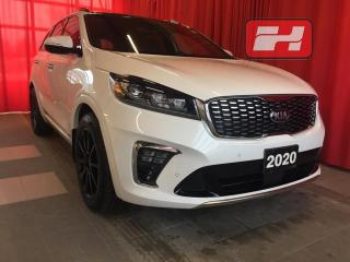 Used 2020 Kia Sorento 3.3L SX Leather Seats | + Snow Tires / Rims for sale in Listowel, ON