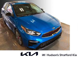 New 2021 Kia Forte GT for sale in Stratford, ON