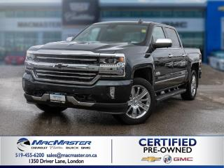 Used 2017 Chevrolet Silverado 1500 High Country for sale in London, ON