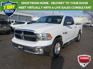 Used 2017 RAM 1500 SLT 1 owner trade for sale in St. Thomas, ON