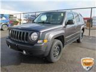 Used 2017 Jeep Patriot Sport/North As Traded for sale in St. Thomas, ON
