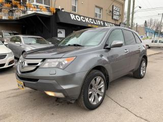 Used 2009 Acura MDX AWD 4dr for sale in Scarborough, ON