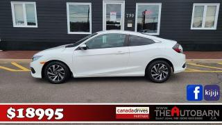 Used 2018 Honda Civic LX for sale in Saint John, NB