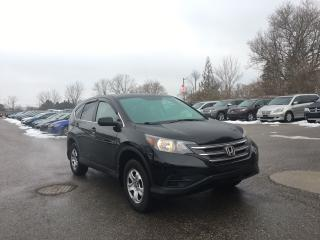 Used 2014 Honda CR-V LX for sale in London, ON