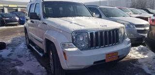 Used 2008 Jeep Liberty Limited Edition for sale in Pickering, ON