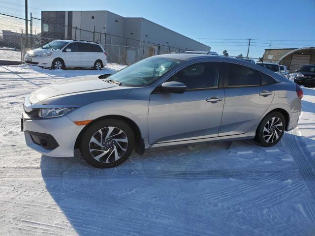 2017 Honda Civic EX Honda Sensing Sedan CVT EX SUNROOF ALLOY