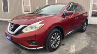 Used 2017 Nissan Murano SV for sale in Tilbury, ON
