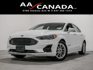 Used 2019 Ford Fusion Hybrid SEL for sale in North York, ON