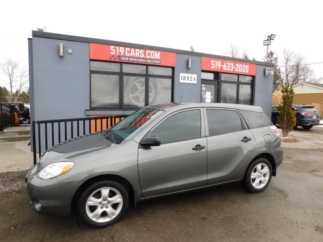 2007 Toyota Matrix A/C | Keyless Entry | Low Kms