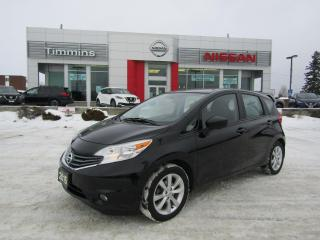 Used 2015 Nissan Versa Note SR for sale in Timmins, ON