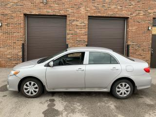 Used 2012 Toyota Corolla CE- ENHANCED PACKAGE for sale in Toronto, ON