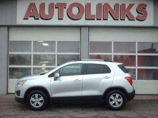 2015 Chevrolet Trax LT AWD  LOW LOW KMS
