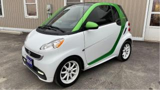 Used 2014 Smart fortwo PASSION for sale in Tilbury, ON