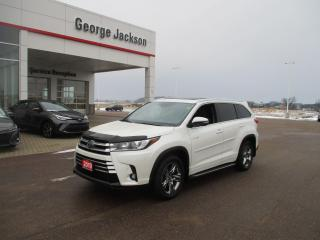 Used 2019 Toyota Highlander Hybrid Limited for sale in Renfrew, ON