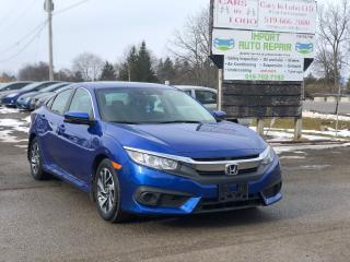 Used 2018 Honda Civic EX for sale in Komoka, ON