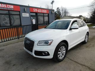 Used 2014 Audi Q5 2.0L Progressive|AWD|PANO ROOF for sale in St. Thomas, ON