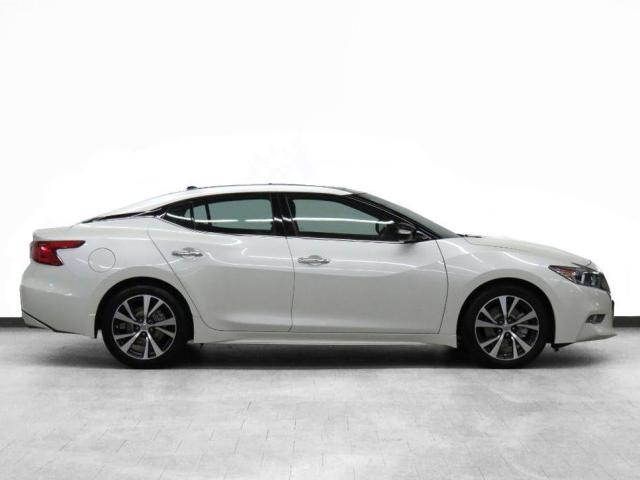 2017 Nissan Maxima SL Navigation Leather Sunroof Bcam