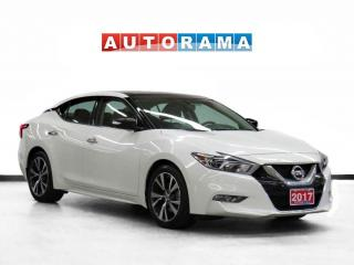 Used 2017 Nissan Maxima SL Navigation Leather Sunroof Bcam for sale in Toronto, ON
