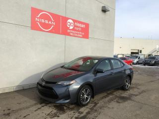 Used 2019 Toyota Corolla LE / Heated Seats / Touch Screen / Smart Key for sale in Edmonton, AB