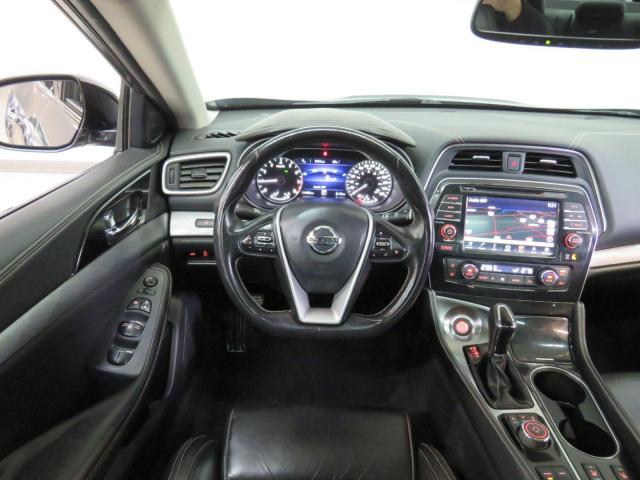 2016 Nissan Maxima SL NAVIGATION LEATHER PANO-SUNROOF BACKUP CAM