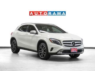Used 2017 Mercedes-Benz GLA 250 4Matic Nav Leather Panoramic Sunroof Backup Cam for sale in Toronto, ON