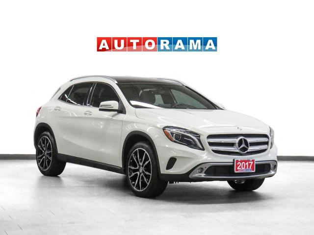 2017 Mercedes-Benz GLA 250 4Matic Nav Leather Panoramic Sunroof Backup Cam