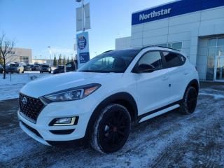 New 2021 Hyundai Tucson URBAN EDITION: RAYS 19 INCH RIMS/LEATHER/ADAPTIVE CRUISE for sale in Edmonton, AB