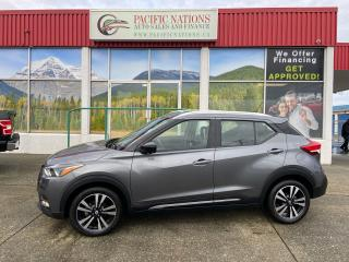 Used 2019 Nissan Kicks SR for sale in Campbell River, BC