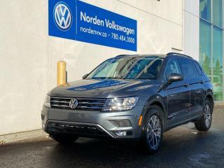 New 2021 Volkswagen Tiguan for sale in Edmonton, AB