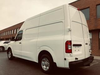 Used 2012 Nissan NV 2500 S S 2500 High Roof Heavy Duty Package for sale in Mississauga, ON
