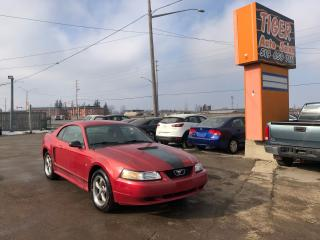 Used 2000 Ford Mustang **DRIVES GREAT**NEWER TIRES**AUTO**AS IS SPECIAL for sale in London, ON