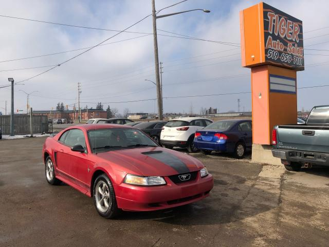 2000 Ford Mustang **DRIVES GREAT**NEWER TIRES**AUTO**AS IS SPECIAL