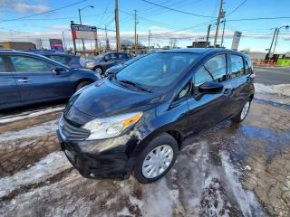 Used 2016 Nissan Versa Note S for sale in Scarborough, ON