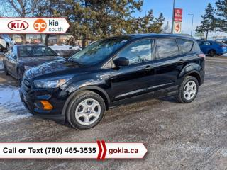 Used 2018 Ford Escape S; BACKUP CAMERA, BLUETOOTH, A/C for sale in Edmonton, AB