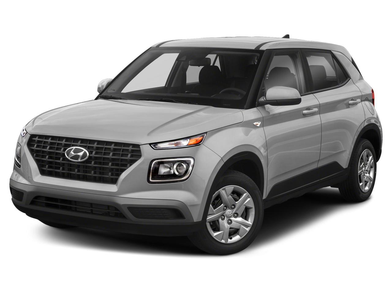 2021 Hyundai Venue Ultimate BLACK INTERIOR