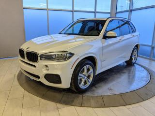 Used 2016 BMW X5 xDrive35i | Premium PKG Enhanced | 2 Wheel Sets | Drive Assist | LED | No Accidents for sale in Edmonton, AB