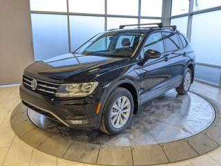 Used 2018 Volkswagen Tiguan Trendline | AWD | 1 Owner, No Accidents | Roof Rails for sale in Edmonton, AB